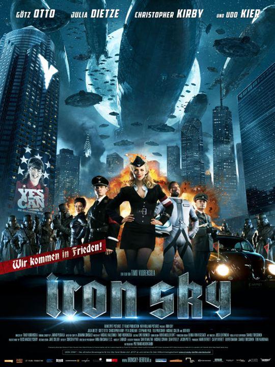 Iron Sky - Wir kommen in Frieden : Kinoposter