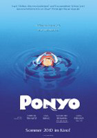 Ponyo - Das große Abenteuer am Meer : poster