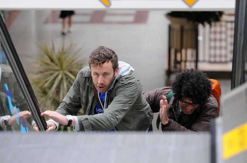 Bild Chris O'Dowd, Richard Ayoade