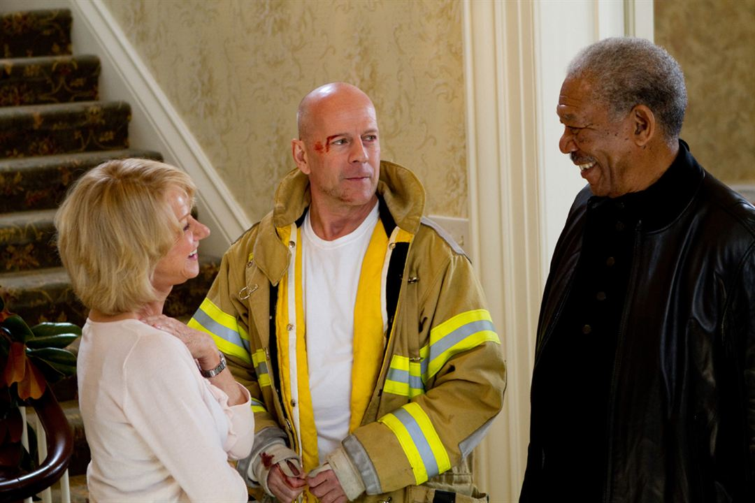 R. E. D. : Bild Bruce Willis, Helen Mirren, Morgan Freeman