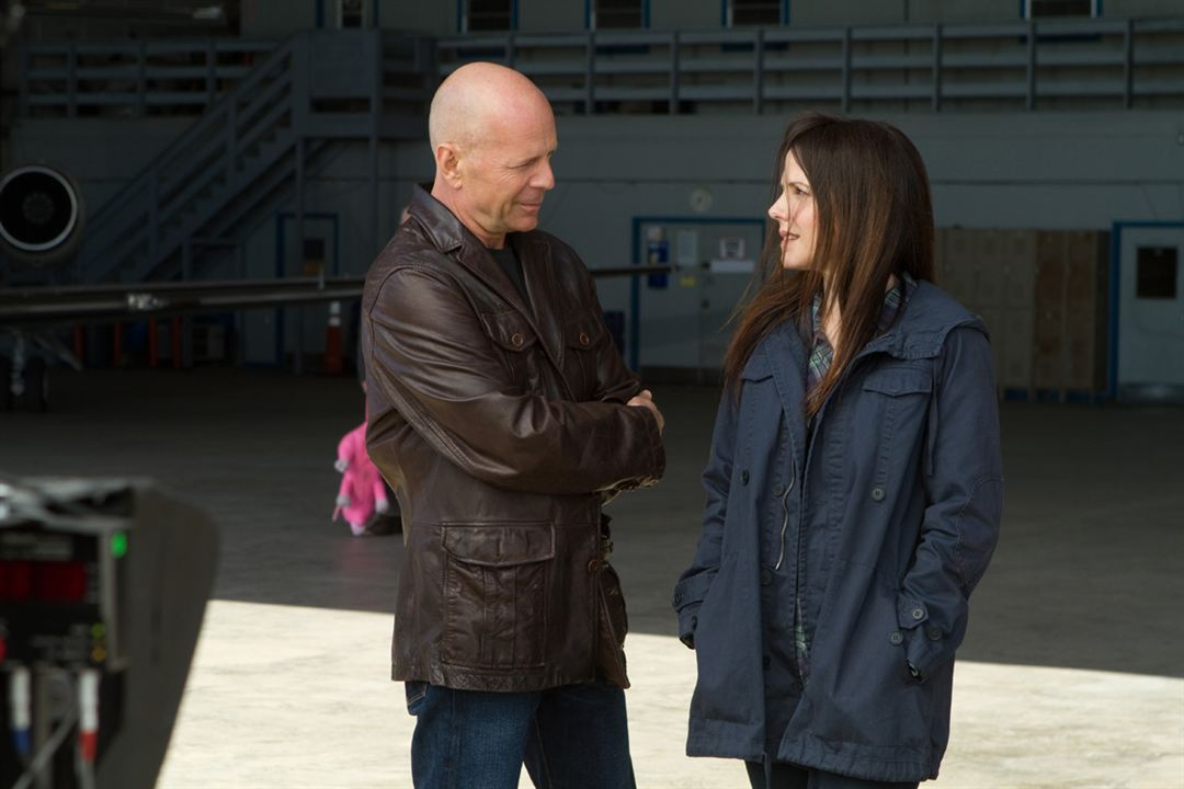 R. E. D. : Bild Bruce Willis, Mary-Louise Parker