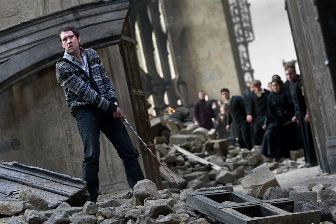 Harry Potter und die Heiligtümer des Todes - Teil 2 : Bild Matthew Lewis