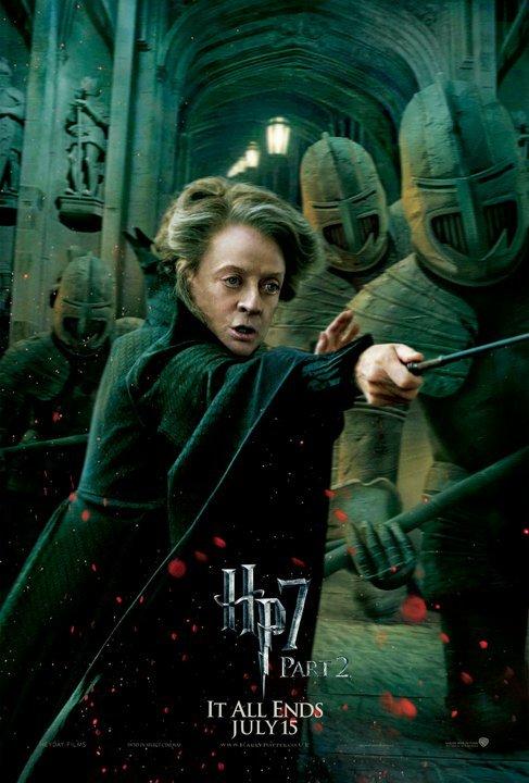 Harry Potter und die Heiligtümer des Todes - Teil 2 : Kinoposter