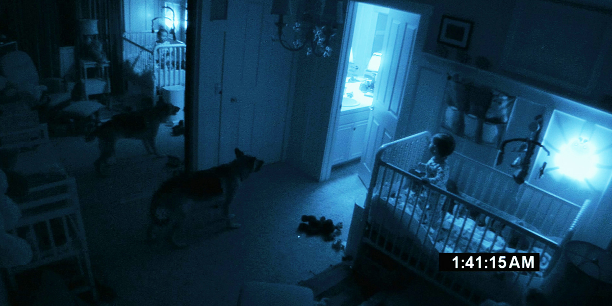 Paranormal Activity 2 : Bild Tod Williams