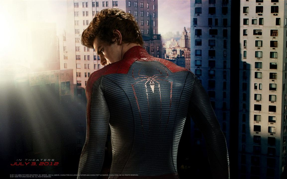 The Amazing Spider-Man : Bild Andrew Garfield