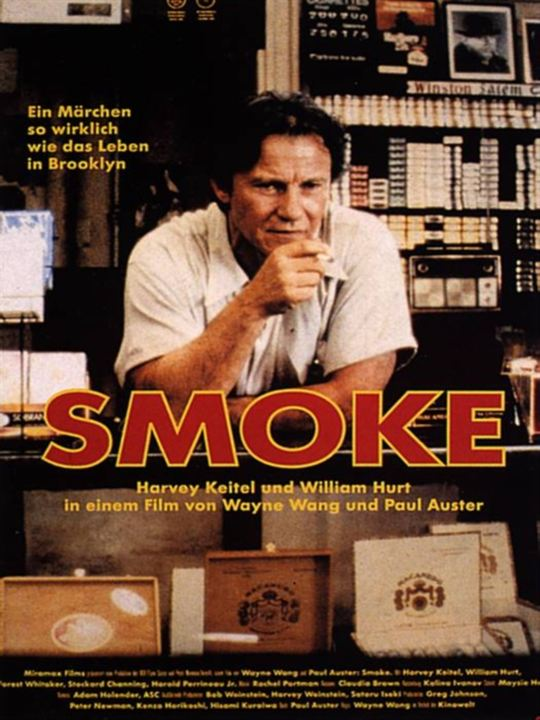 Smoke - Raucher unter sich : Kinoposter