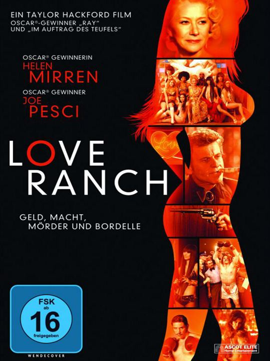 Love Ranch : Kinoposter