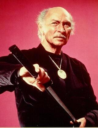 Der Ninja-Meister : Bild Lee Van Cleef