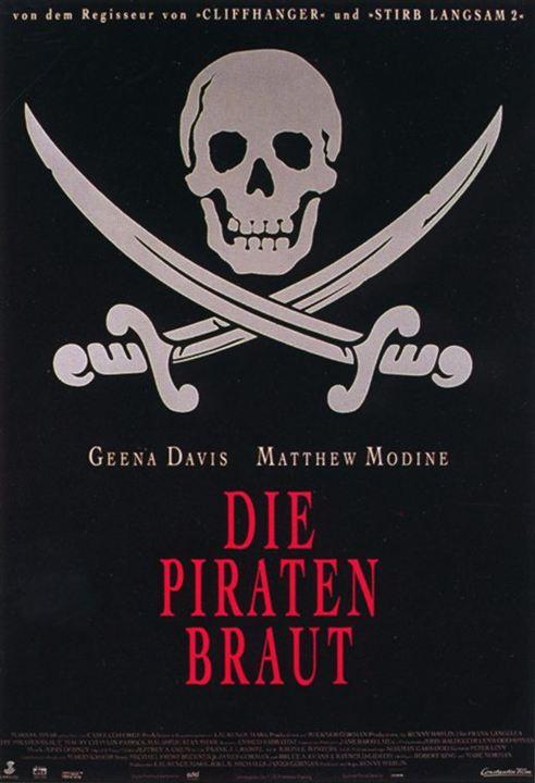 Die Piratenbraut : Kinoposter