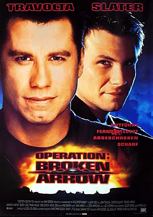 Operation - Broken Arrow : poster