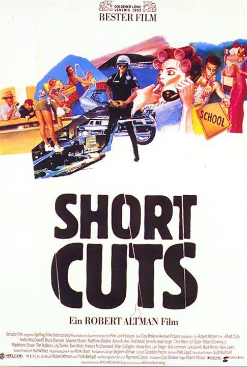 Short Cuts : Kinoposter