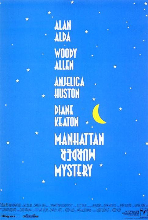 Manhattan Murder Mystery : poster