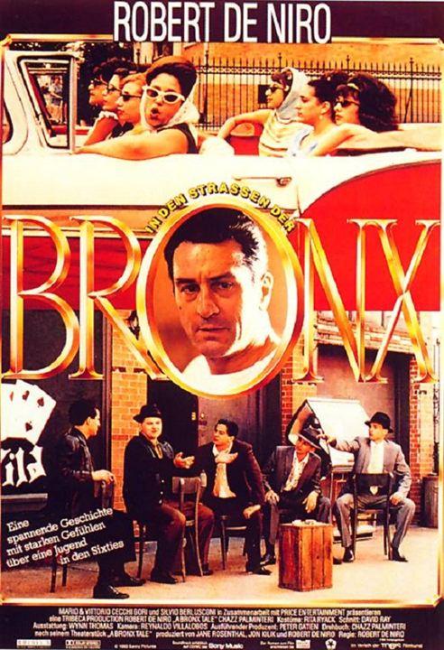 In den Straßen der Bronx : Kinoposter