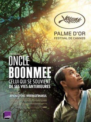 Uncle Boonmee erinnert sich an seine früheren Leben : Kinoposter