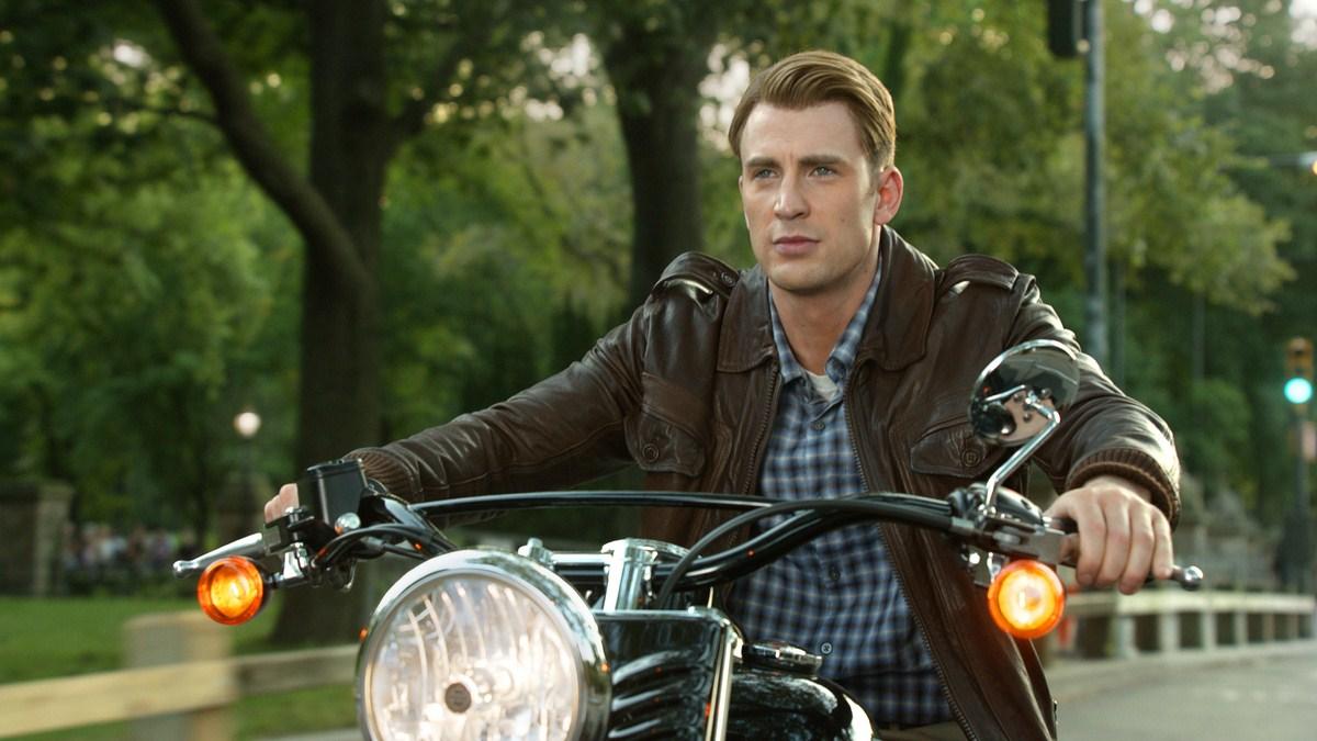 Marvel's The Avengers : Bild Chris Evans