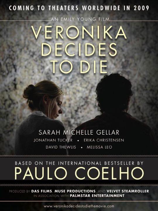 Veronika beschließt zu sterben : poster
