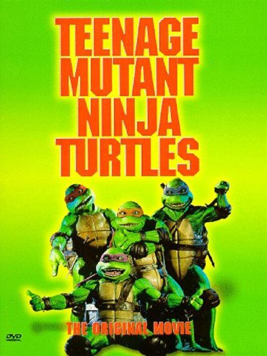 Turtles : Kinoposter