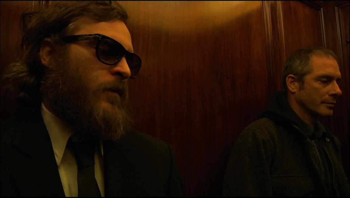 I'm Still Here : Bild Casey Affleck, Joaquin Phoenix