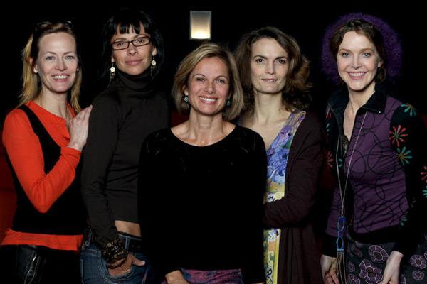 Le plus beau métier du monde : Bild Agnès Soral, Daniel Lainé, Gabrielle Lazure, Mathilda May, Valérie Stroh