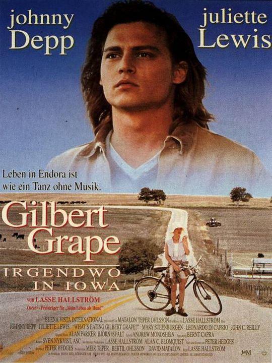 Gilbert Grape - Irgendwo in Iowa : Kinoposter