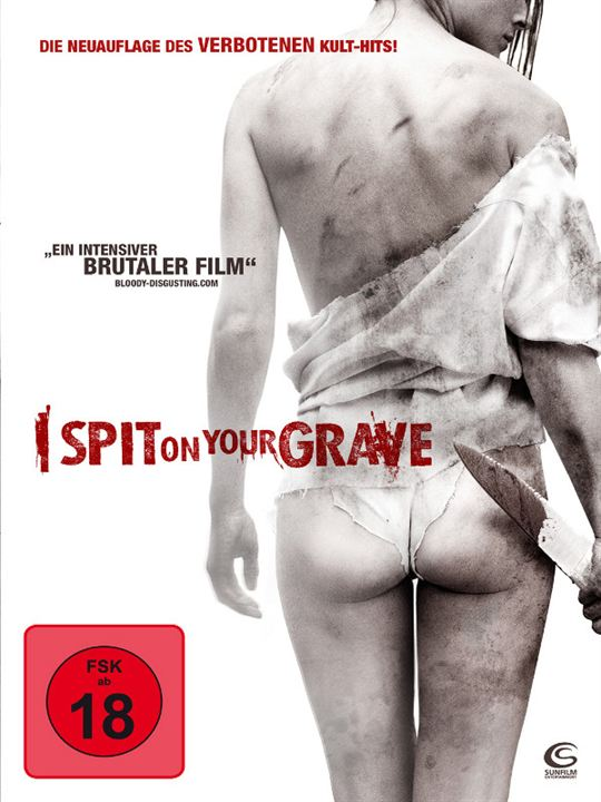 I Spit on Your Grave : poster