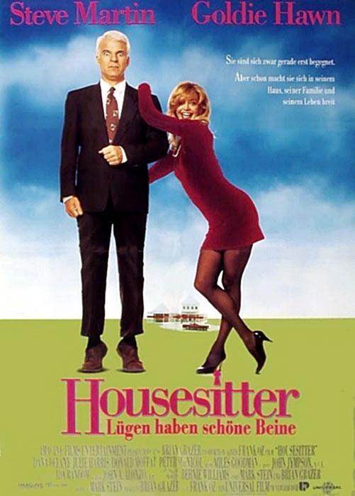 Housesitter - Lügen haben schöne Beine