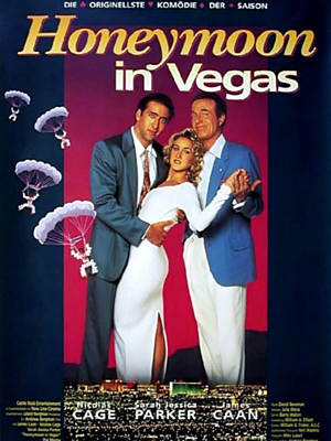 Honeymoon in Vegas - ...aber nicht mit meiner Braut : Kinoposter