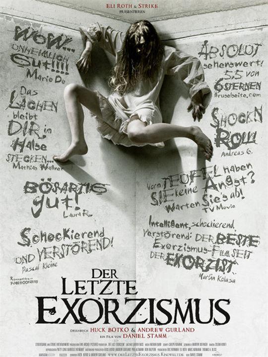 Der letzte Exorzismus : Kinoposter