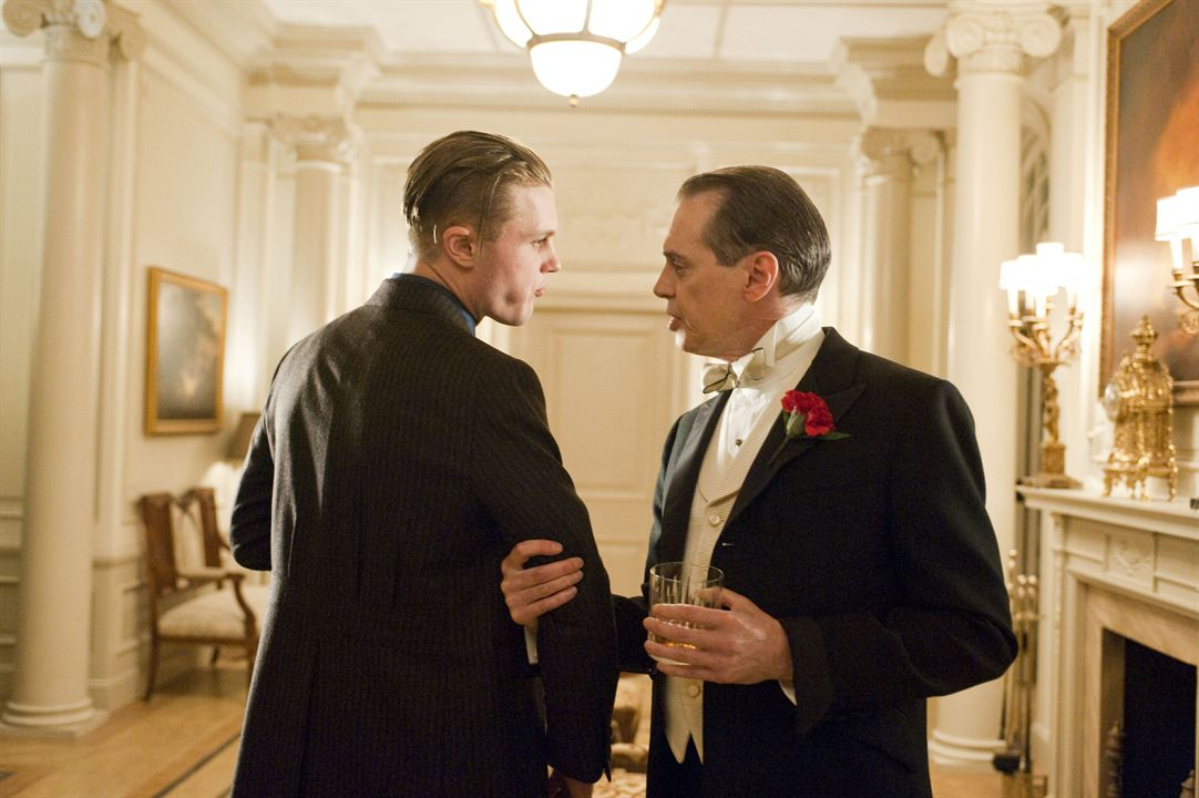 Boardwalk Empire : Bild Michael Pitt, Steve Buscemi