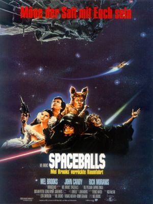 spaceballs besetzung