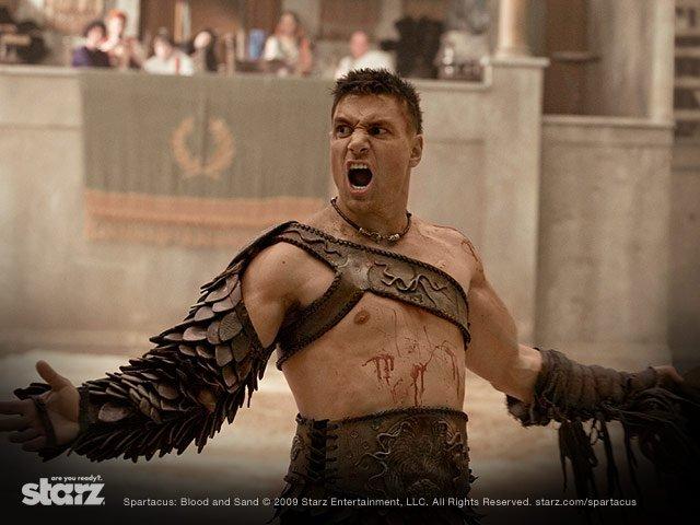 Spartacus: Bild Todd Lasance - 18 von 212 - FILMSTARTS.de