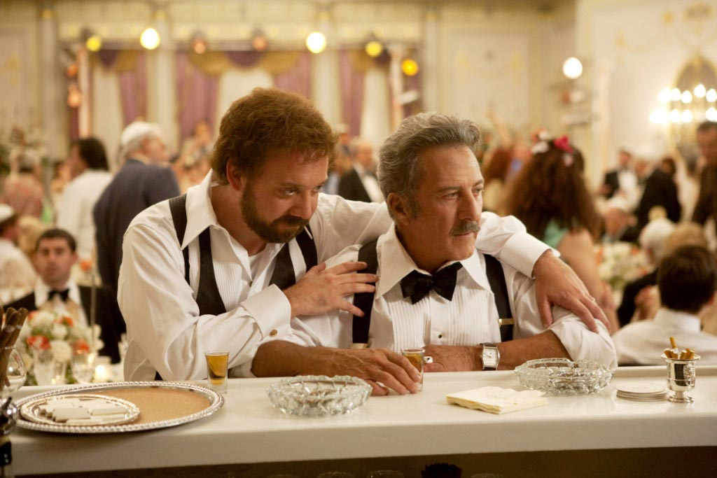 Barney's Version : Bild Dustin Hoffman, Paul Giamatti, Richard J. Lewis