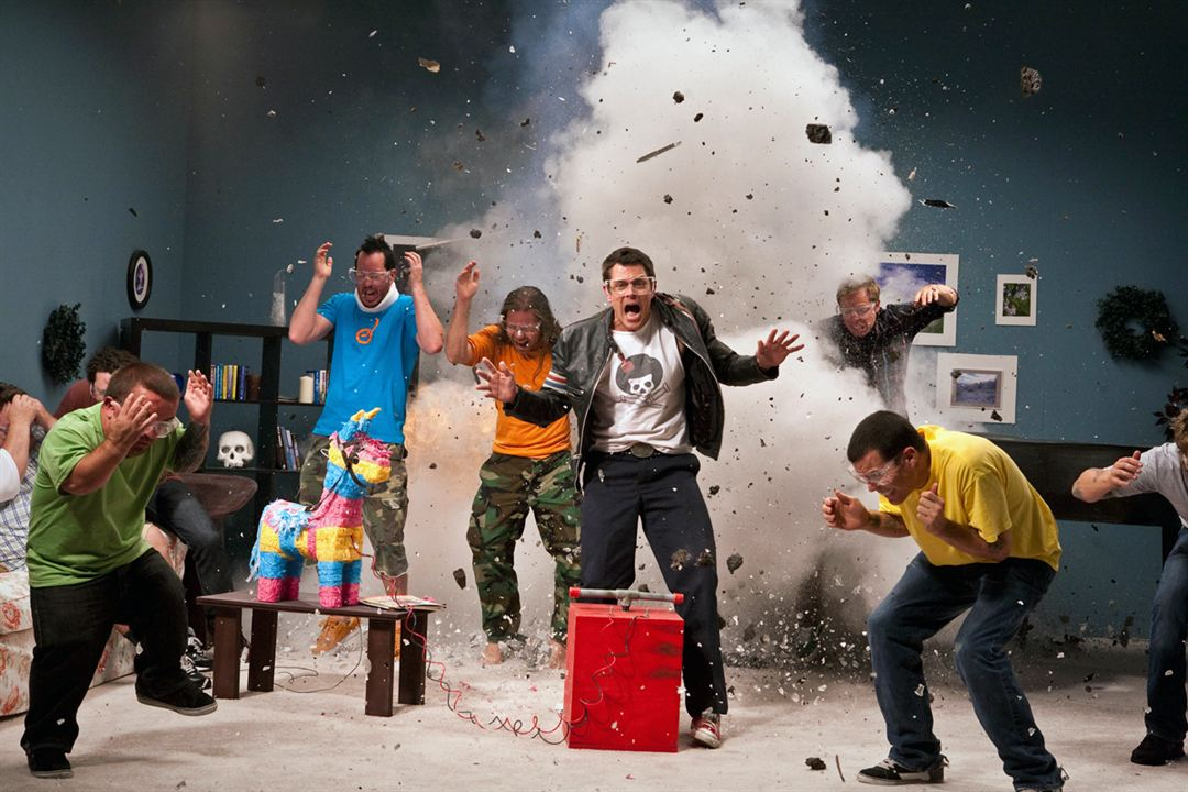 Jackass 3D : Bild Jeff Tremaine, Johnny Knoxville