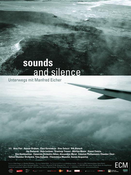 Sounds and Silence - Unterwegs mit Manfred Eicher : poster