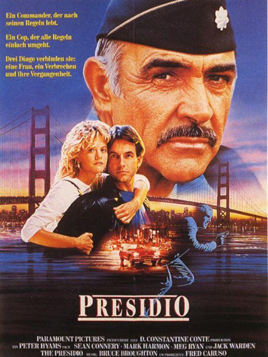 The Presidio : Kinoposter