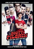 Scott Pilgrim gegen den Rest der Welt : Kinoposter