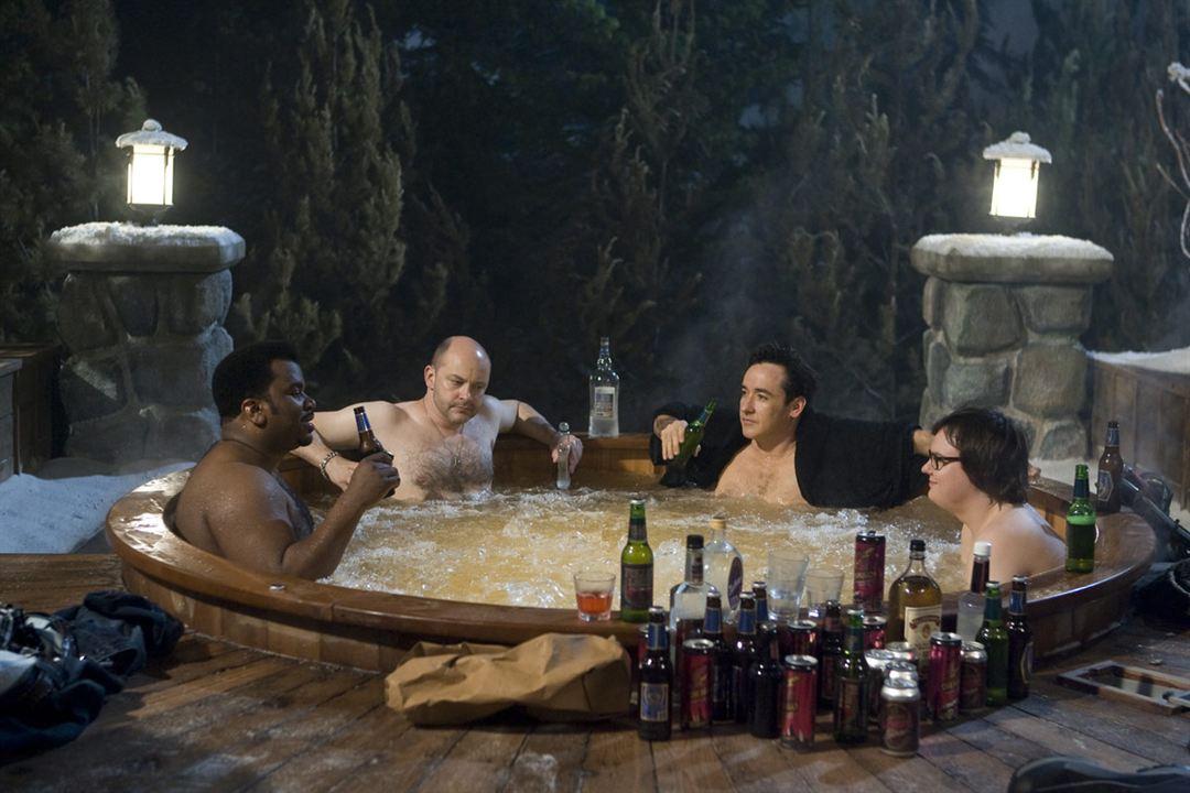 Hot Tub - Der Whirlpool... Ist 'ne verdammte Zeitmaschine! : Bild Steve Pink