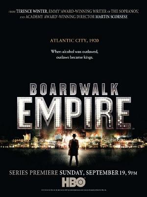 Boardwalk Empire : Kinoposter