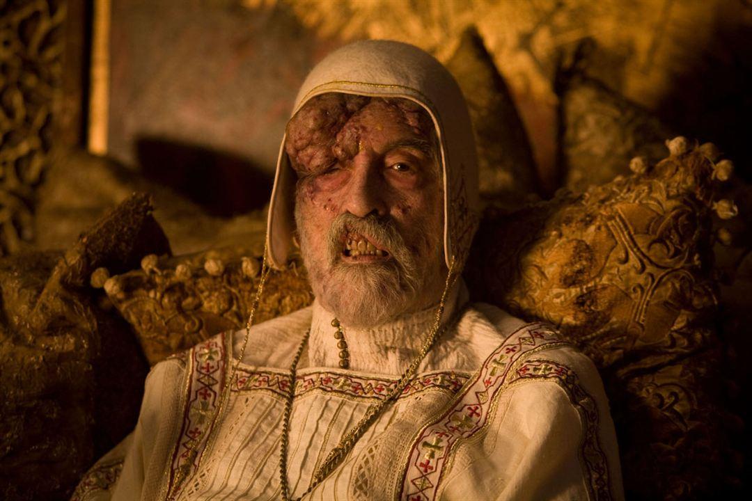Der letzte Tempelritter : Bild Christopher Lee, Dominic Sena