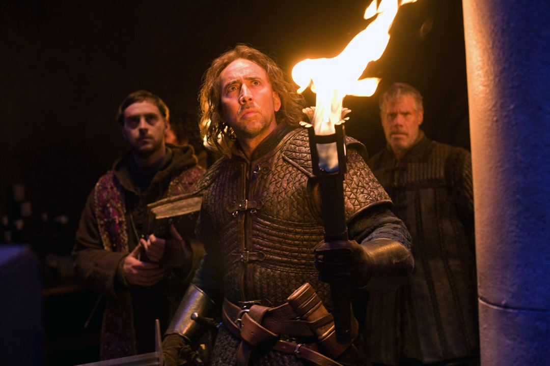 Der letzte Tempelritter : Bild Dominic Sena, Nicolas Cage, Ron Perlman, Stephen Campbell-Moore