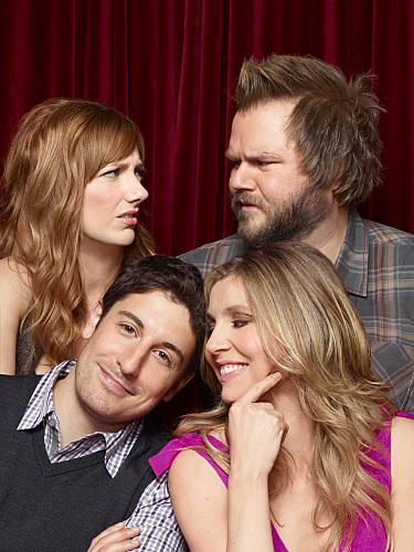 Mad Love (2011) : Bild Jason Biggs, Judy Greer, Sarah Chalke, Tyler Labine