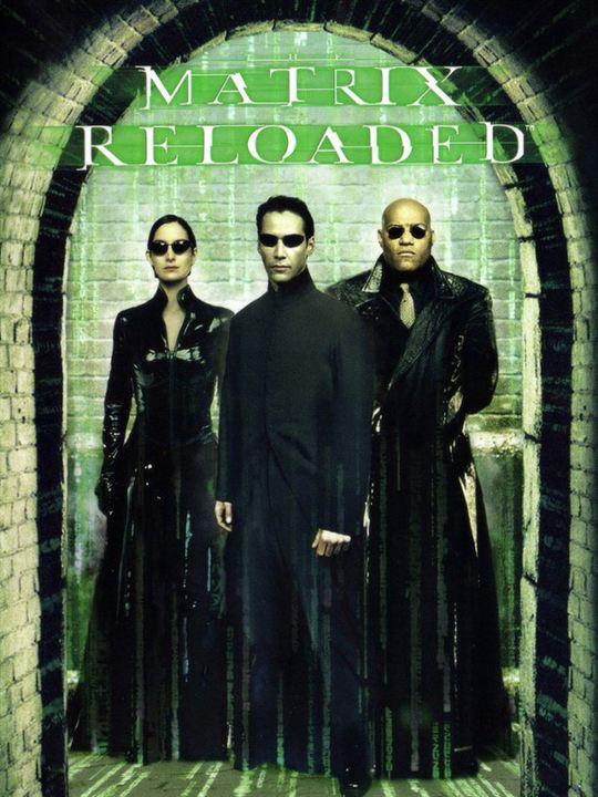 Matrix Reloaded : poster
