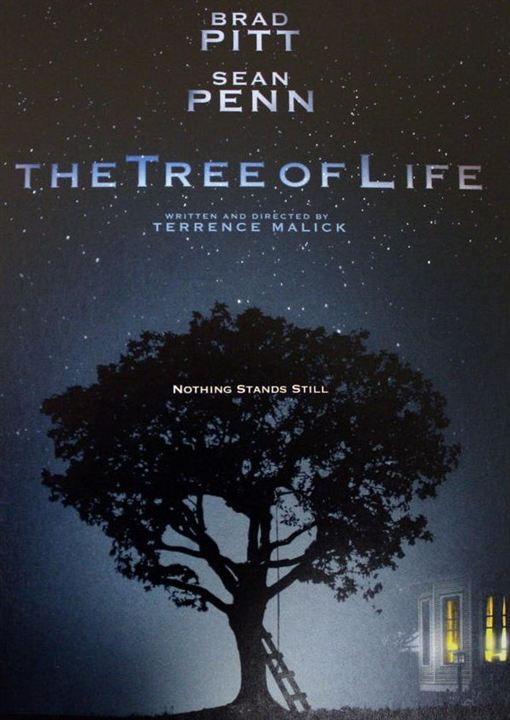 The Tree of Life : Kinoposter