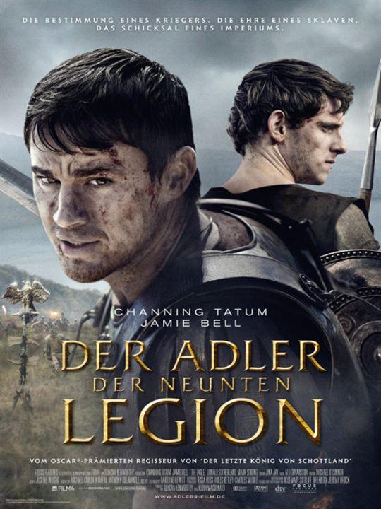 Der Adler der neunten Legion : Kinoposter