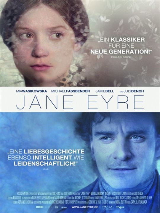 Jane Eyre : poster