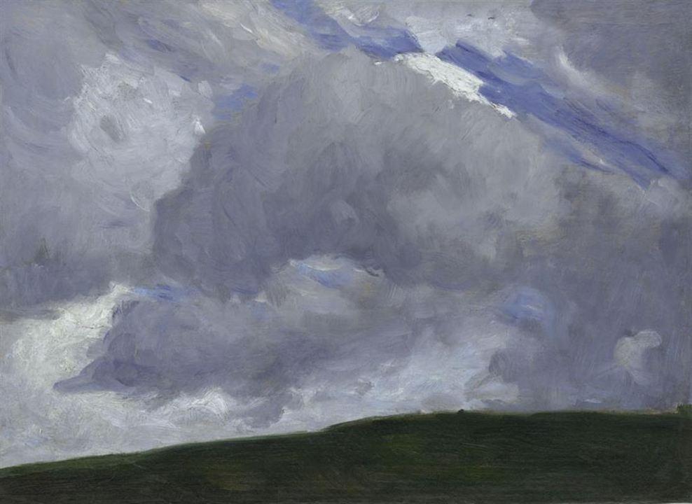 So weit und groß - Die Natur des Otto Modersohn : Bild Carlo Modersohn