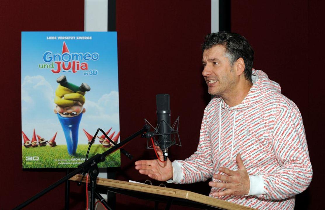 Gnomeo und Julia : Bild Bernhard Fleischmann