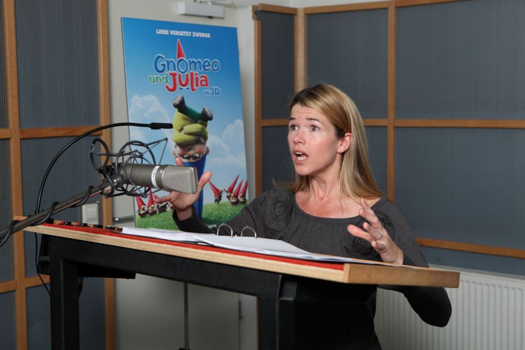 Gnomeo und Julia : Bild Anke Engelke