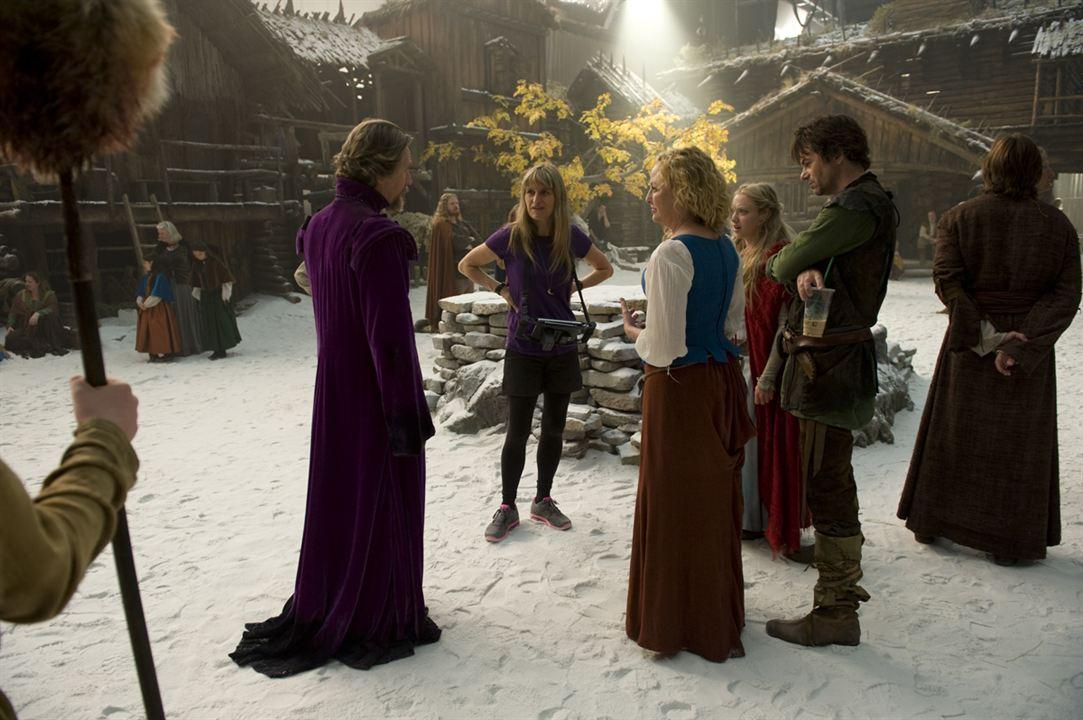Red Riding Hood : Bild Amanda Seyfried, Billy Burke, Catherine Hardwicke, Gary Oldman, Virginia Madsen