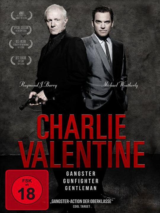 Charlie Valentine - Gangster, Gunfighter, Gentleman : Kinoposter